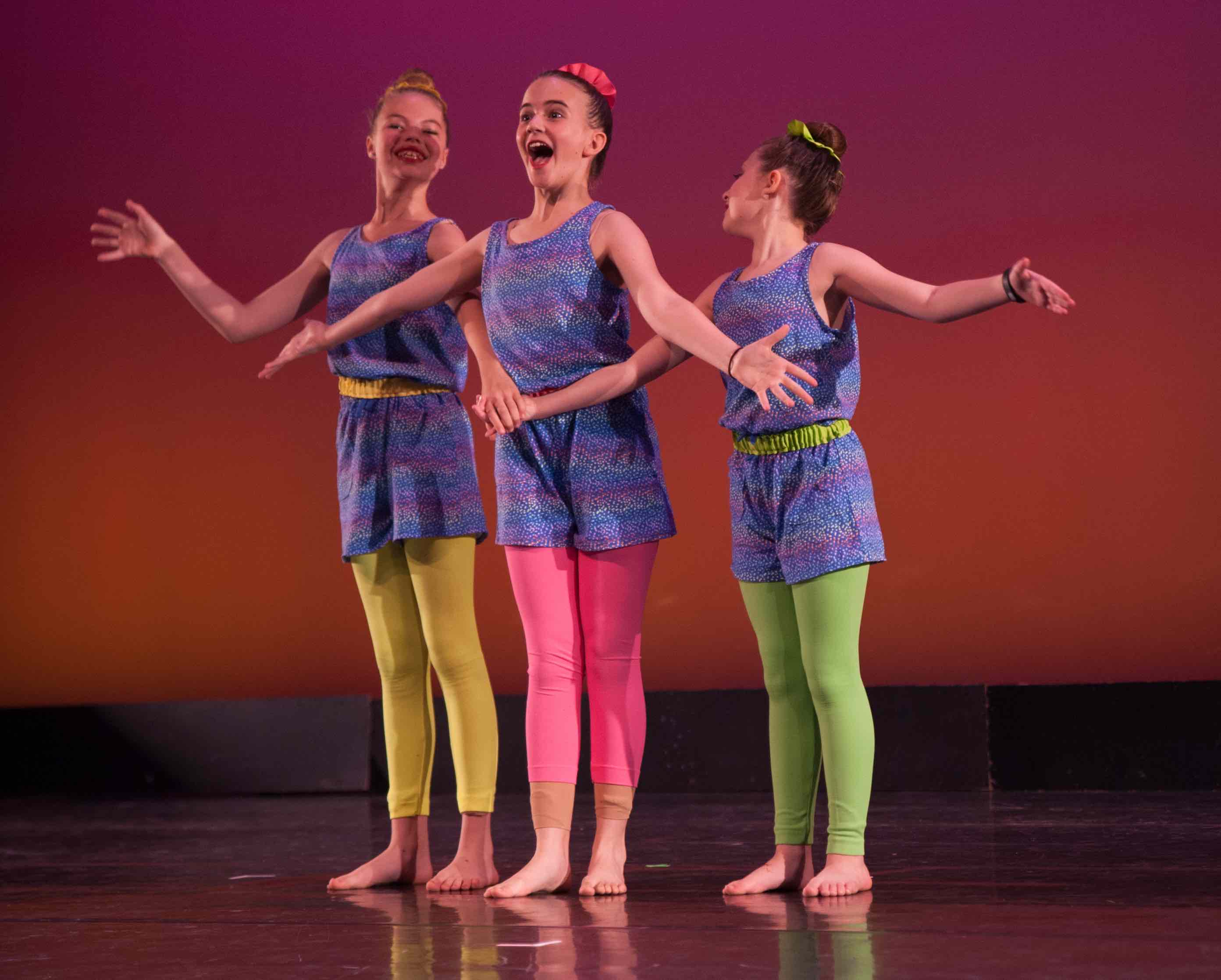 Creative Movement for Sprouts (Ages 3-4) - Ormao Dance